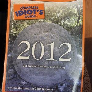 2012 Mayans prophecies book